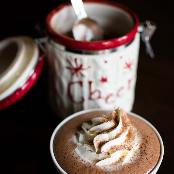 Keto Hot Chocolate Mix
