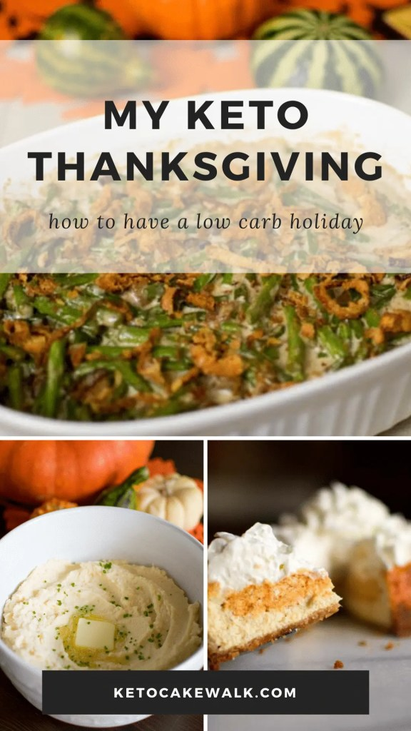 A Whole Spread of Thanksgiving Dishes That Will Keep You In Ketosis! #lowcarb #keto #thanksgiving