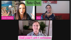 Keto Chat Episode 130: How To End Your Carb Confusion About Keto Diet