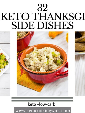 image for 32 delicious keto thanksgiving recipes