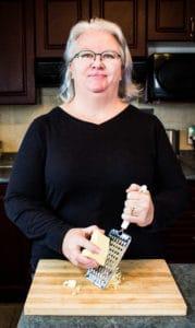 Chef Jenn in the Kitchen