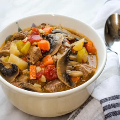 Beef Pot Roast Soup Recipe (Keto, Low-Carb)