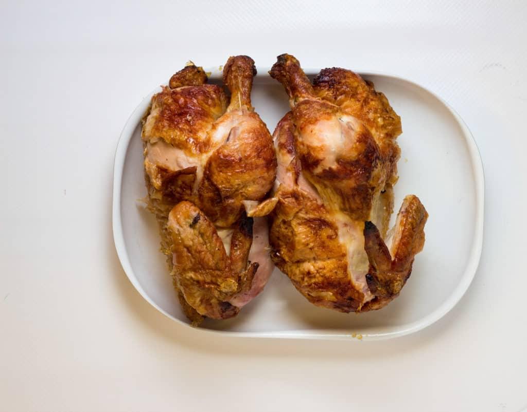 Start with a rotisserie chicken to make keto bone broth
