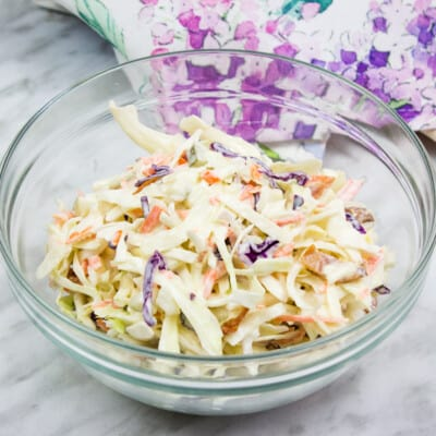 Pickle Slaw with Bacon – Oh My!
