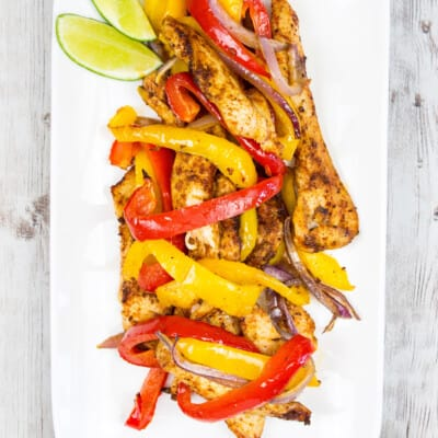Chicken Fajitas (air fryer) Story