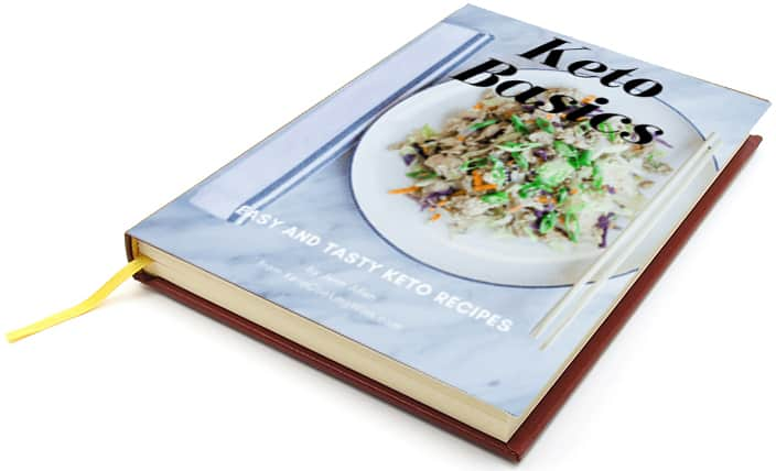 keto basics cookbook