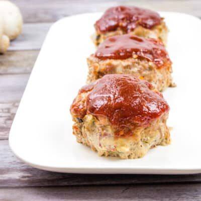 The Best Keto Meatloaf Recipe (Minis)