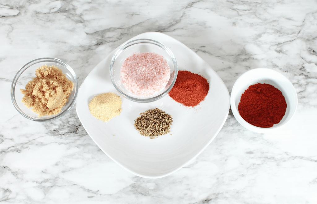 brine ingredients to make roasted cajun chicken