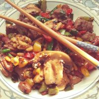 Ketogenic Sirloin Steak