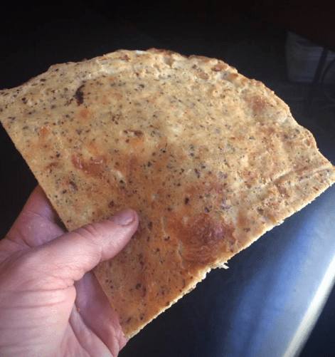 2 net carb pizza crust