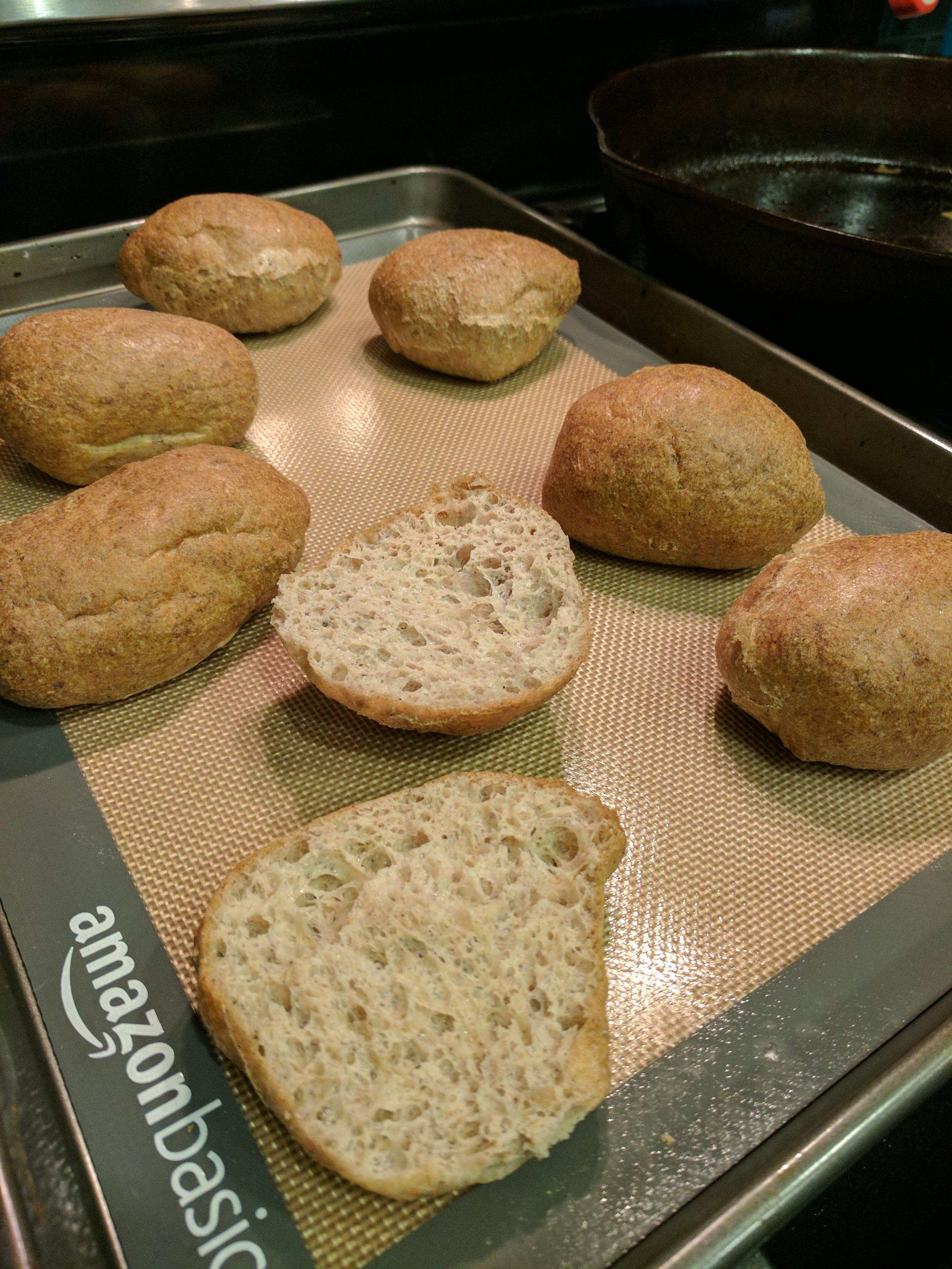 6 years of keto recipes later, this is by far the best bread substitute I have ever tried. Just look at these rolls…