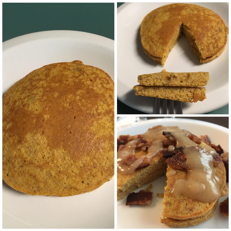 Butternut Squash Almond Butter Pancakes From The Magic Pill Film