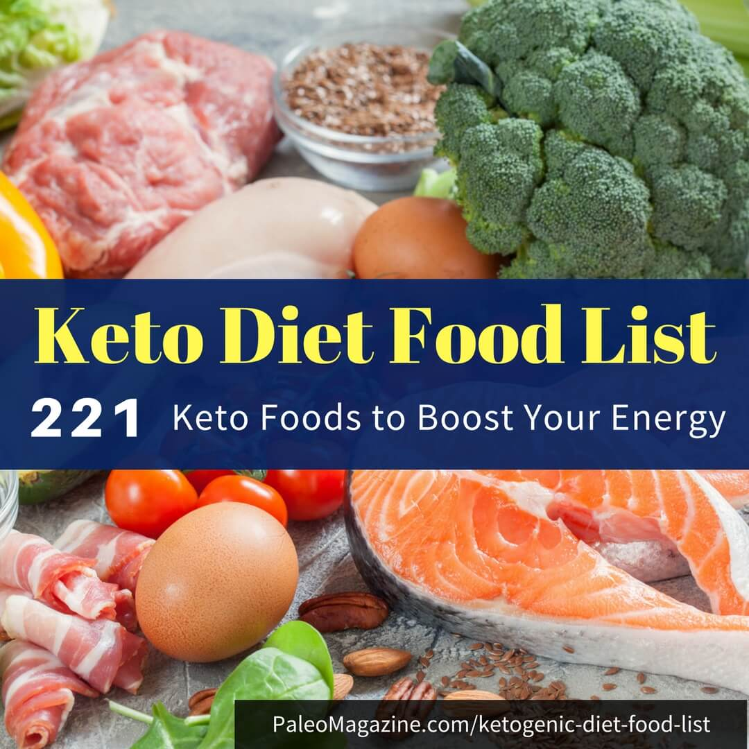 Low Carb Food List To Lose Weight-Complete List