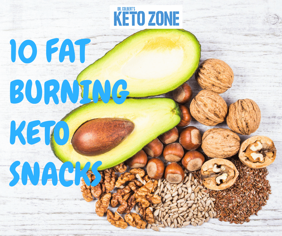 10 FAT BURNING KETO SNACKS YOU WILL WANT EVERYDAY