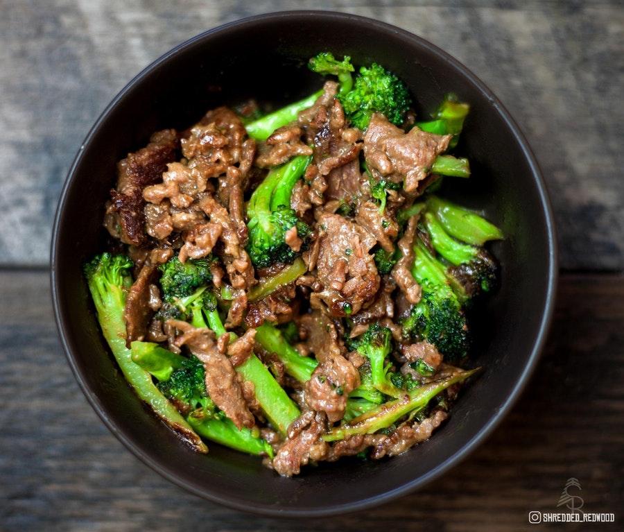 Instant Pot Broccoli Beef