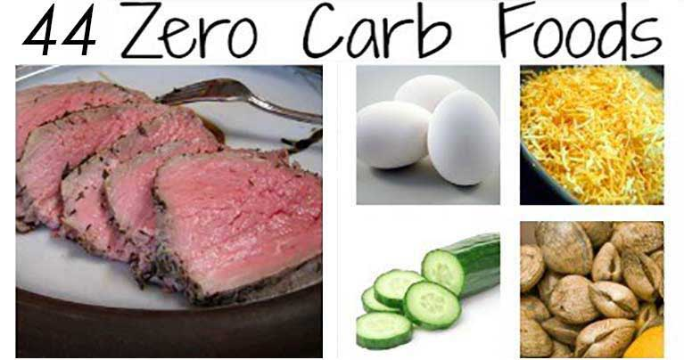 The Best 44 Zero Carbs Food Lists And Best Guide About This Diet