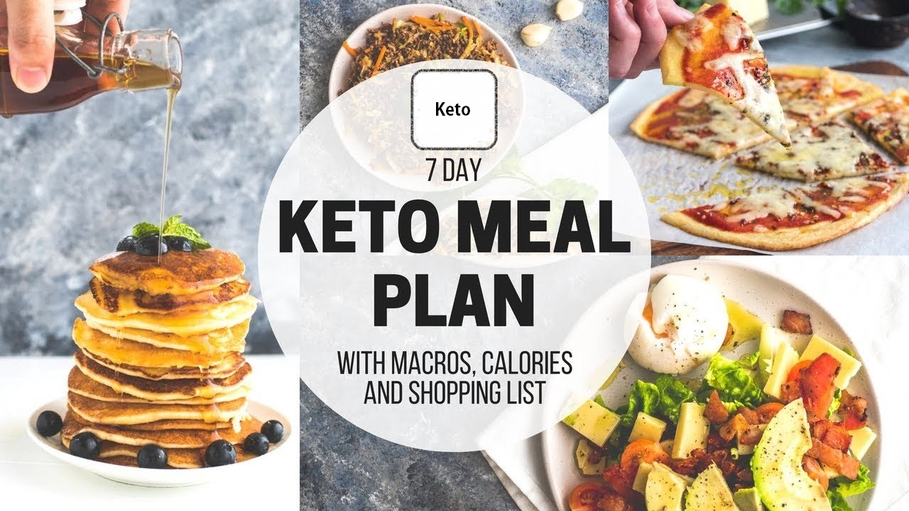 We have informative Book of 7-Day meal Plan