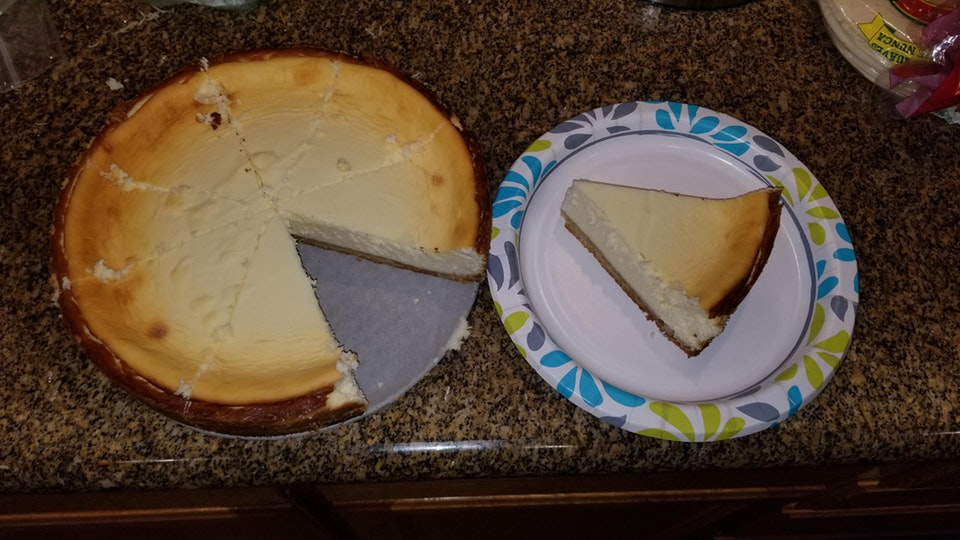 Keto Sugar-Free Cheesecake!