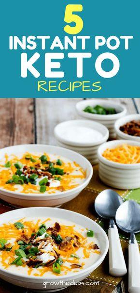 9 Instant Pot Keto Recipes