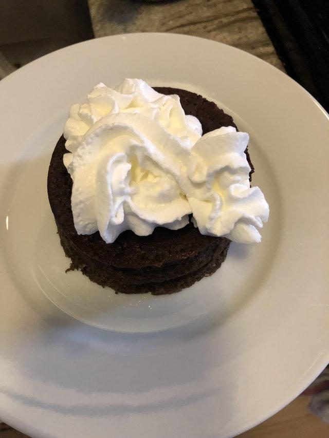 Easy Keto Chocolate Cake