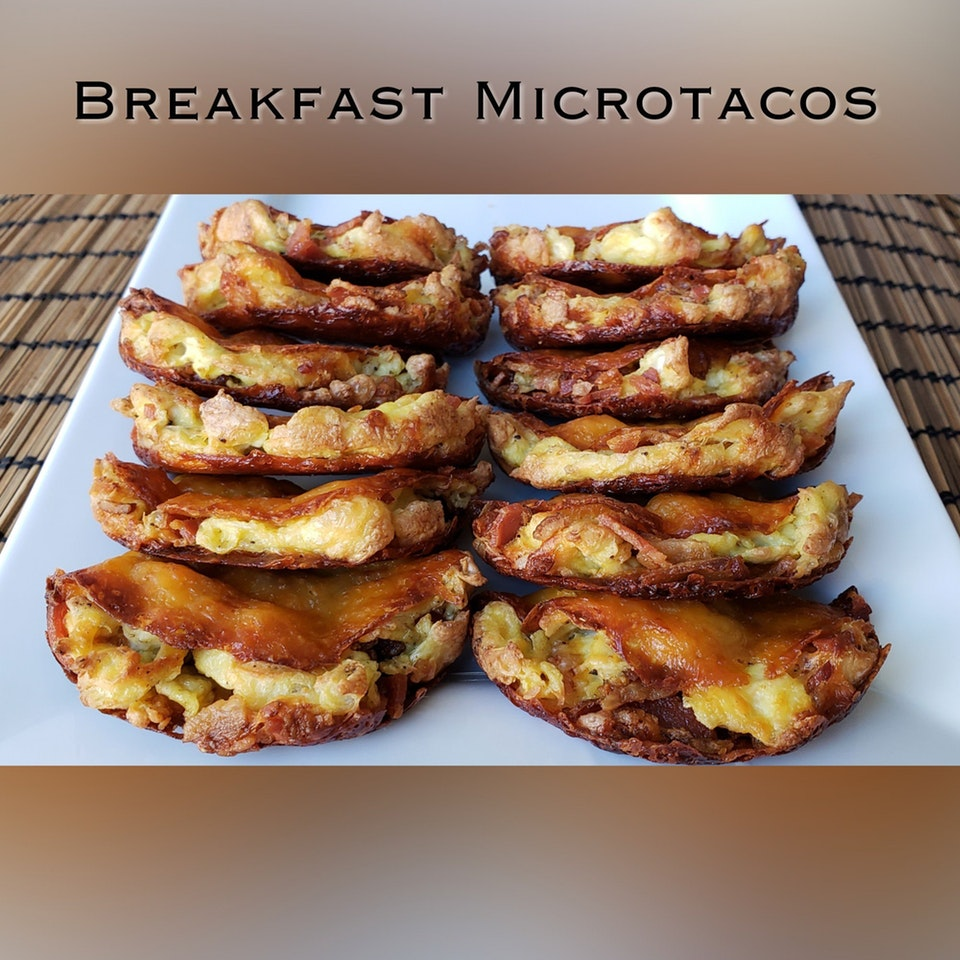 Breakfast Microtacos
