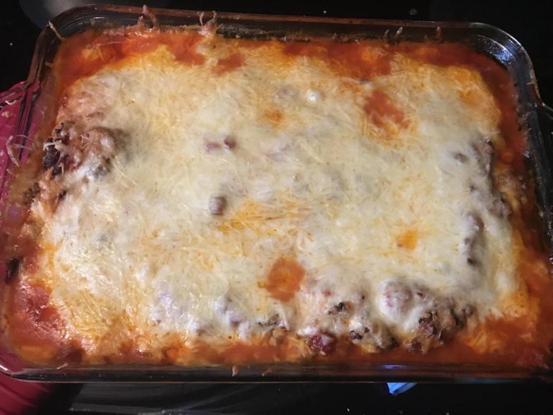 Cheese Noodle Lasagna