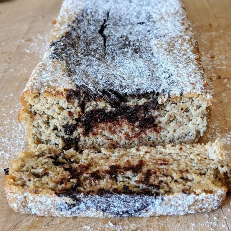 Chocolate Espresso Cake (great macros!)