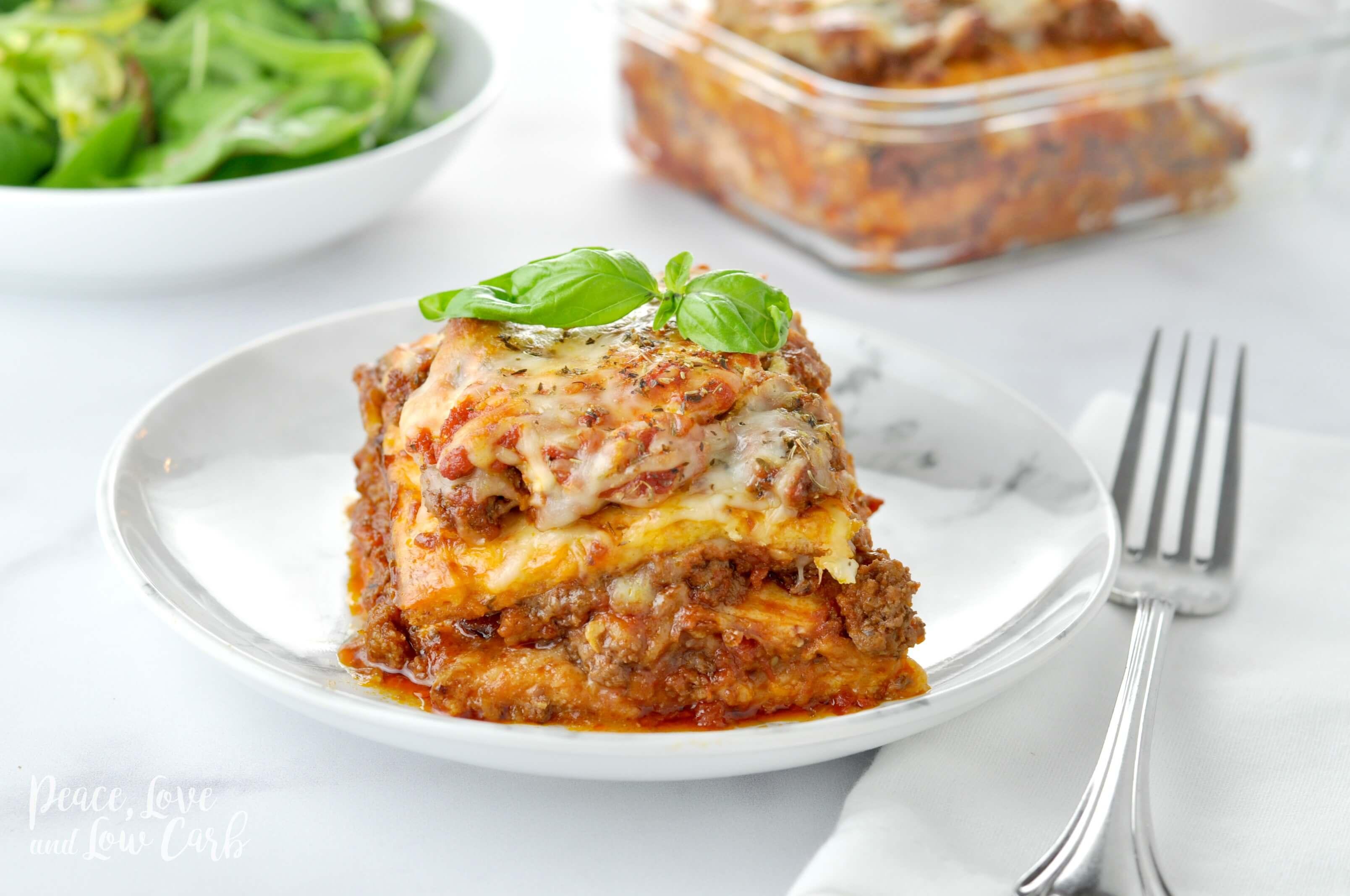 Keto Lasagna!