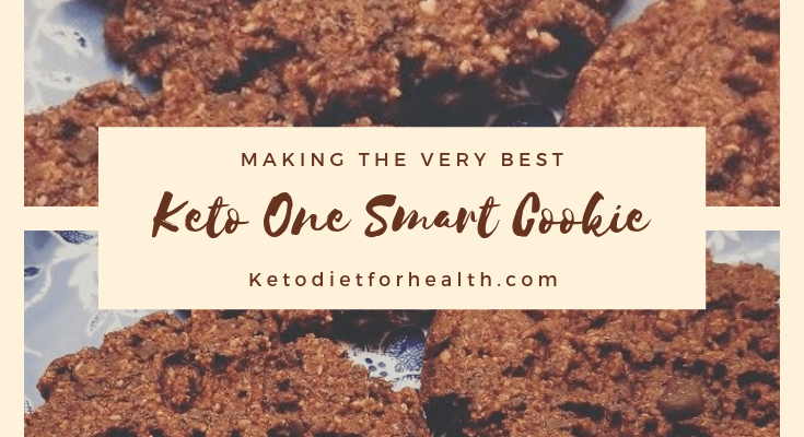 Keto One Smart Cookie