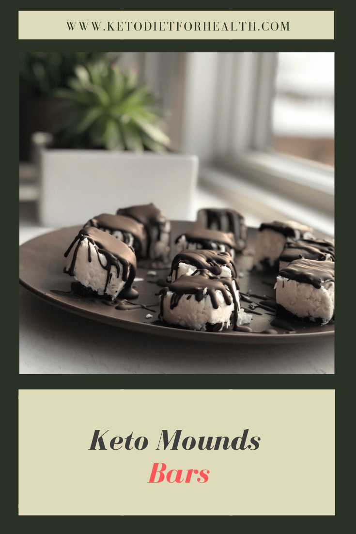 Keto Mounds Bars