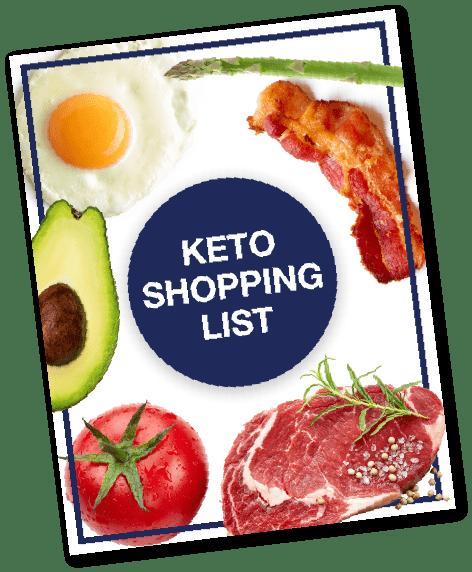 KETO FOOD SHOPPING LIST