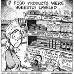If food products were honestly labeled