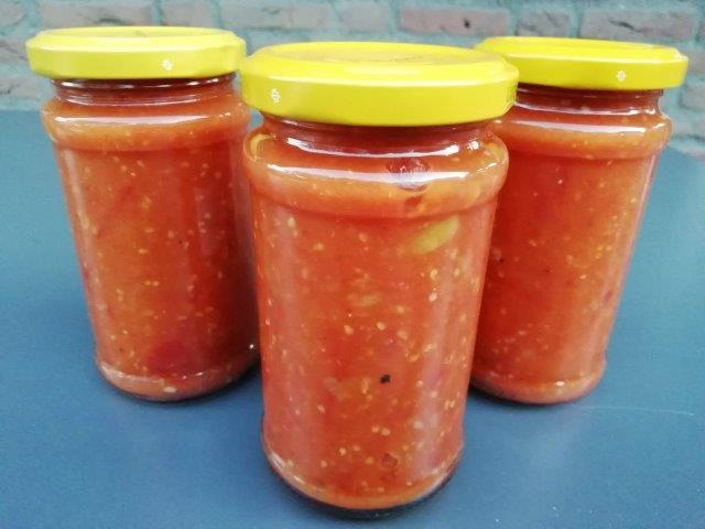 Snoeptomaatjes-tomatillosaus