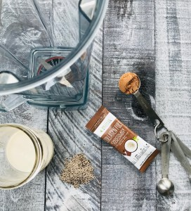 Chocolate Keto Collagen Smoothie