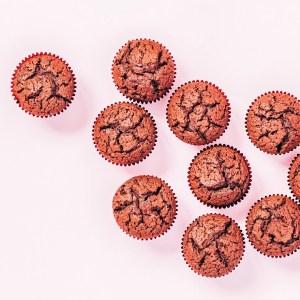 SUPER Moist Keto Brownie Bites