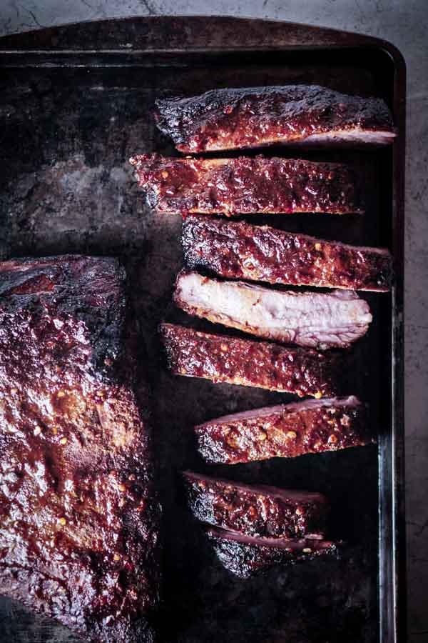 Chili Garlic Smoked Pork Spare Ribs Recipe - Do you brine pork ribs?