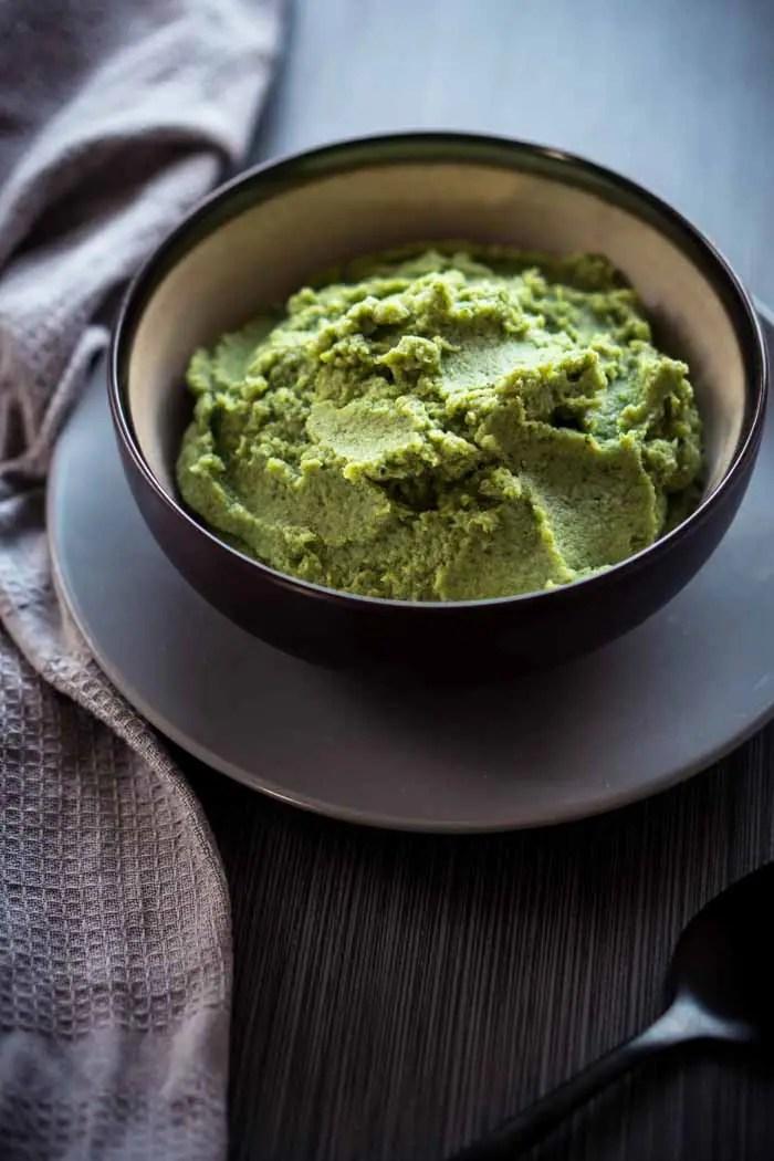 Keto Broccoli Mash - Low Carb, Paleo Vegetable Mash
