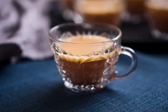 Hot Buttered Rum Recipe - Low Carb & Sugar Free