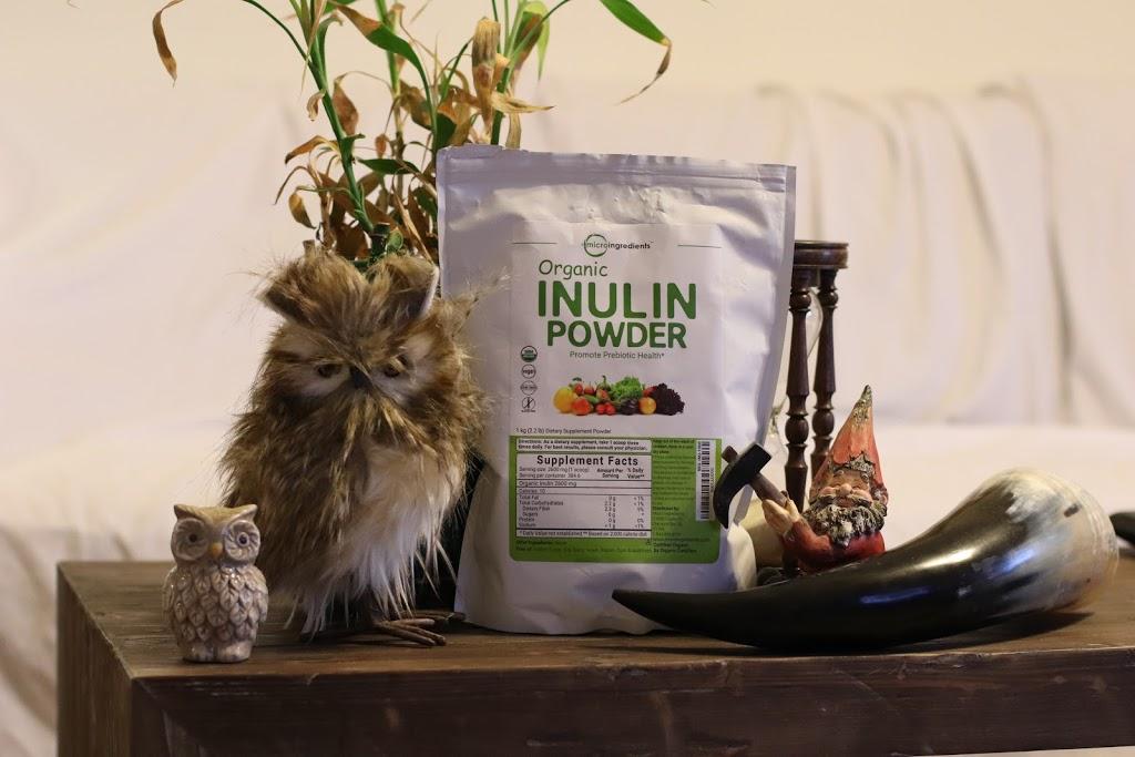 Prebiotic fiber inulin will help with keto constipation