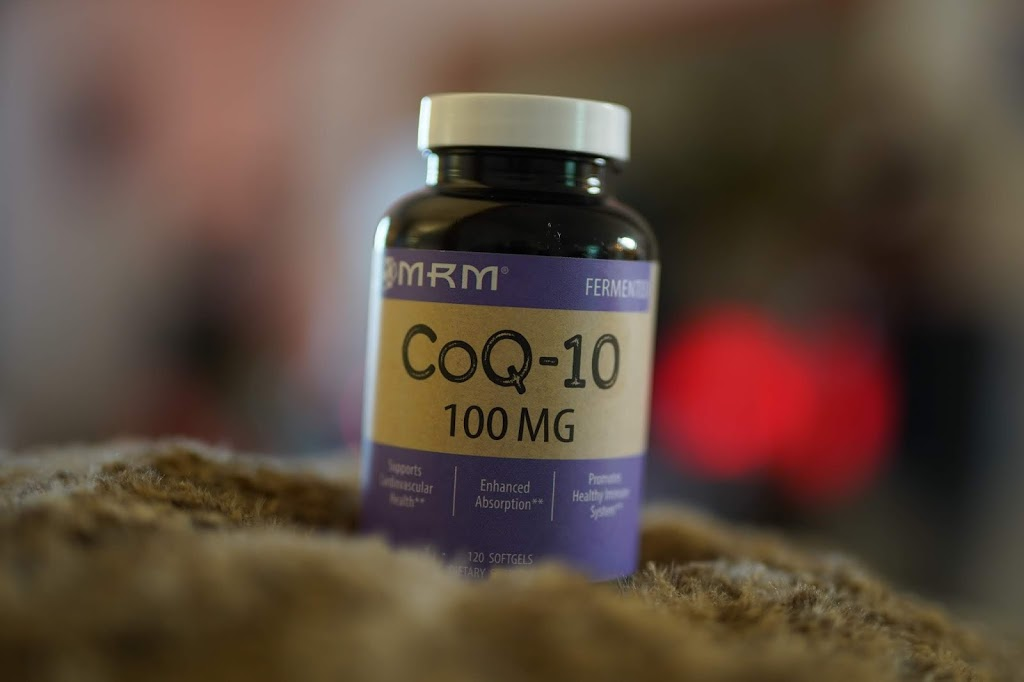 Coenzyme Q10 in liver makes it a superfood