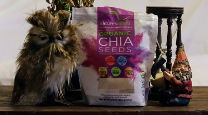 Chia seeds help with you have more frequent bowel movements on keto