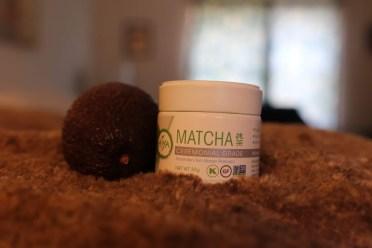 Match green tea is a keto plateau buster
