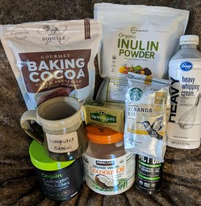Keto Coffee (Fat Burning Recipe)
