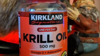 Add krill oil to a modified keto diet while pregnant