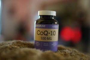 Coenzyme Q-10 Antioxidant