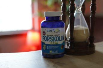 The supplement Forskolin for keto bodybuilding