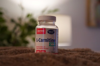 carnitine helps shuttle fat into the mitochondria