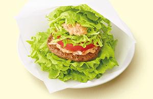 糖質制限中の外食はモスバーガーの菜摘で決まり!糖質50%オフも可能!