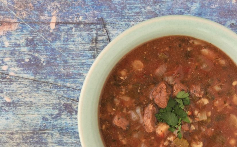Low Carb Hearty Beef Soup
