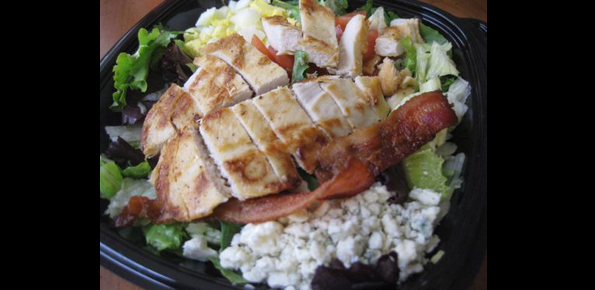 Wendy's BLT Cobb Salad